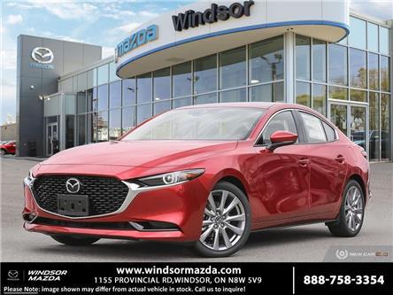 2021 Mazda Mazda3 GT (Stk: M34597) in Windsor - Image 1 of 23