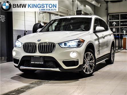 2018 BMW X1 xDrive28i (Stk: P0100) in Kingston - Image 1 of 29