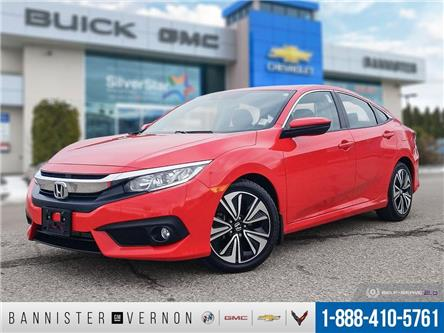 2017 Honda Civic EX-T (Stk: P20679) in Vernon - Image 1 of 26