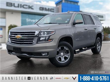 2018 Chevrolet Tahoe LT (Stk: 20449A) in Vernon - Image 1 of 26