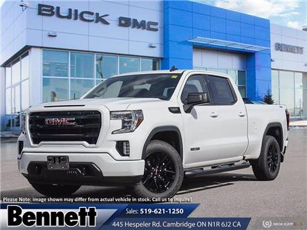 2021 GMC Sierra 1500 Elevation (Stk: 210245) in Cambridge - Image 1 of 23