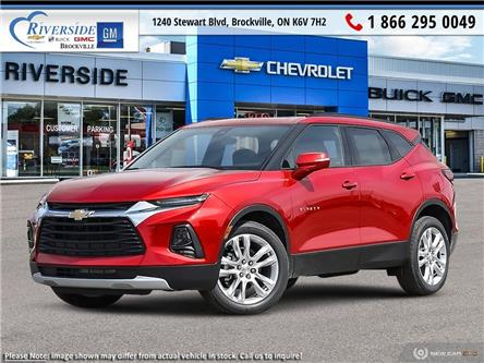 2021 Chevrolet Blazer True North (Stk: 21-075) in Brockville - Image 1 of 23