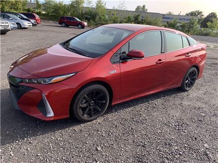 2018 Toyota Prius Prime Upgrade (Stk: 922914) in Ottawa - Image 1 of 20
