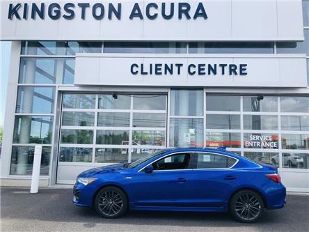 2020 Acura ILX Tech A-Spec (Stk: J086) in Kingston - Image 1 of 14