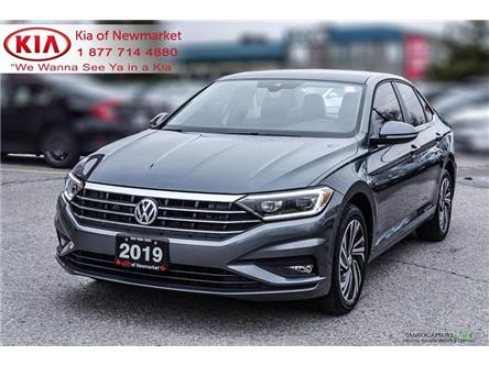 2019 Volkswagen Jetta 1.4 TSI Execline (Stk: 210095A) in Newmarket - Image 1 of 20