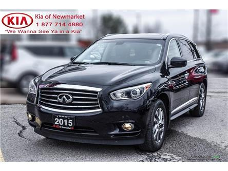 2015 Infiniti QX60 Base (Stk: P1302) in Newmarket - Image 1 of 20