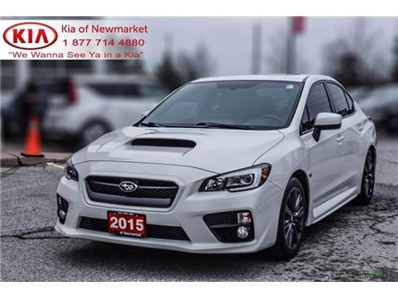 2015 Subaru WRX Sport Package (Stk: P1307) in Newmarket - Image 1 of 22
