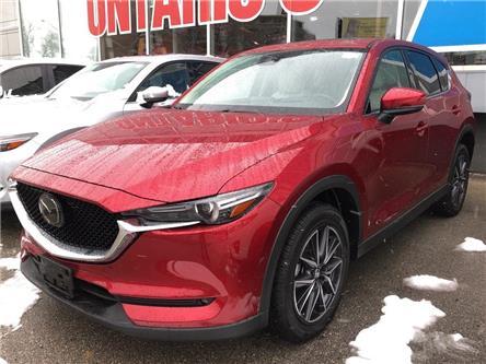 2018 Mazda CX-5 GT (Stk: P3185) in Toronto - Image 1 of 22