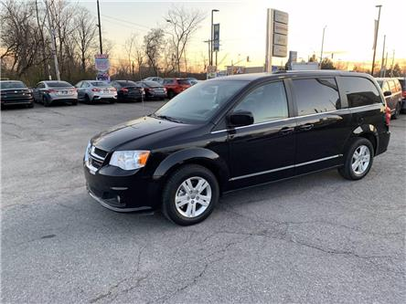 2020 Dodge Grand Caravan Crew (Stk: 922955) in Ottawa - Image 1 of 20
