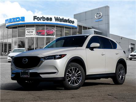 2017 Mazda CX-5 GS (Stk: L2456) in Waterloo - Image 1 of 12