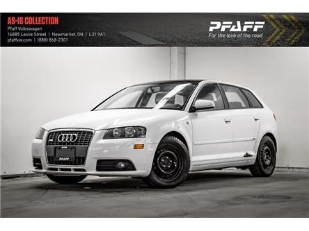 2008 Audi A3 2.0T (Stk: V5387A) in Newmarket - Image 1 of 20