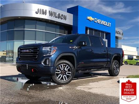 2020 GMC Sierra 1500 AT4 (Stk: 6500) in Orillia - Image 1 of 21