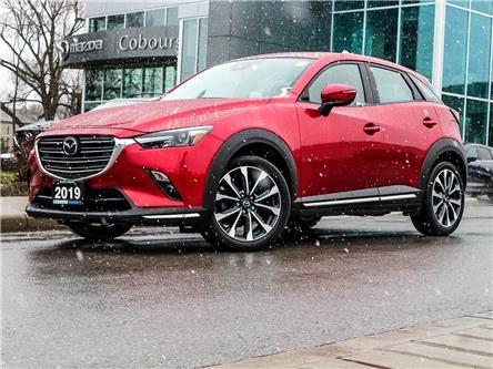 2019 Mazda CX-3 GT (Stk: 21037A) in Cobourg - Image 1 of 30