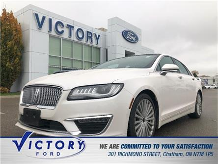 2017 Lincoln MKZ Reserve (Stk: V18947A) in Chatham - Image 1 of 24