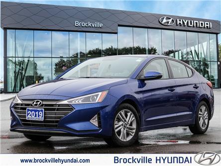2019 Hyundai Elantra Preferred (Stk: R20466A) in Brockville - Image 1 of 30