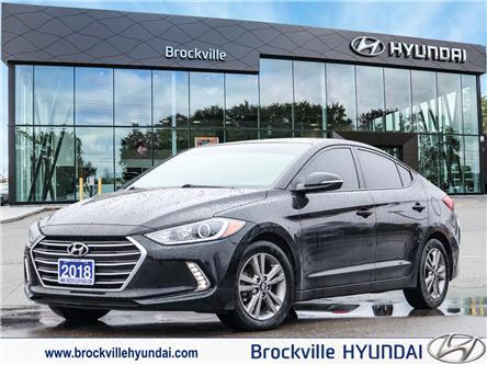 2018 Hyundai Elantra  (Stk: R21043A) in Brockville - Image 1 of 22