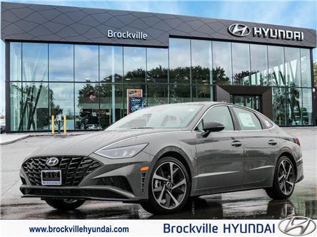 2021 Hyundai Sonata Sport (Stk: R21075) in Brockville - Image 1 of 25