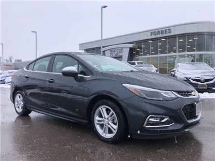 2018 Chevrolet Cruze LT Auto (Stk: 102626) in Waterloo - Image 1 of 25