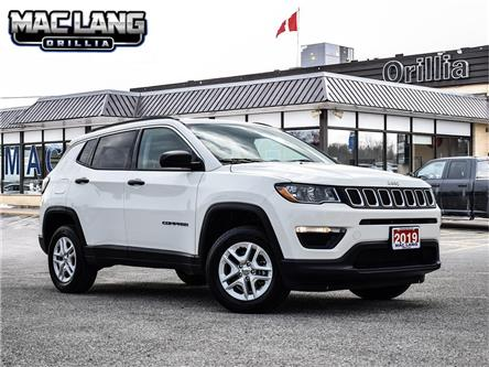 2019 Jeep Compass Sport (Stk: 13599A) in Orillia - Image 1 of 27