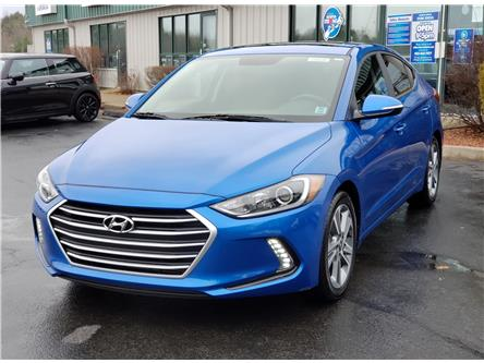 2017 Hyundai Elantra GLS (Stk: 10928) in Lower Sackville - Image 1 of 24