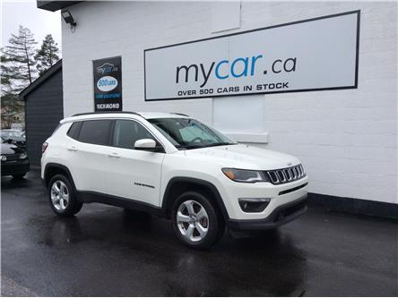 2018 Jeep Compass North (Stk: 201262) in Kingston - Image 1 of 21