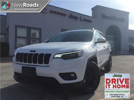 2020 Jeep Cherokee North (Stk: J19600) in Newmarket - Image 1 of 24