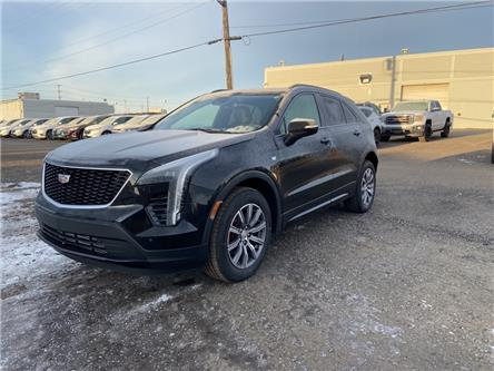 2021 Cadillac XT4 Sport (Stk: M136) in Thunder Bay - Image 1 of 20