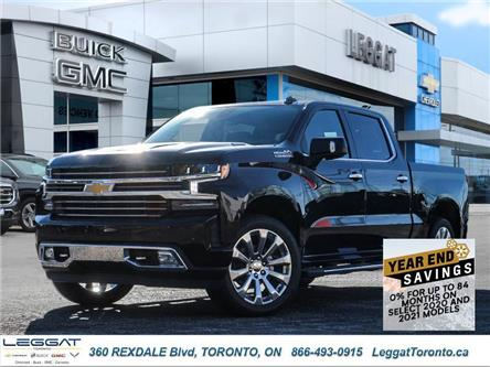 2021 Chevrolet Silverado 1500 High Country (Stk: Z101146) in Etobicoke - Image 1 of 30