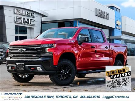 2021 Chevrolet Silverado 1500 LT Trail Boss (Stk: 136335) in Etobicoke - Image 1 of 29