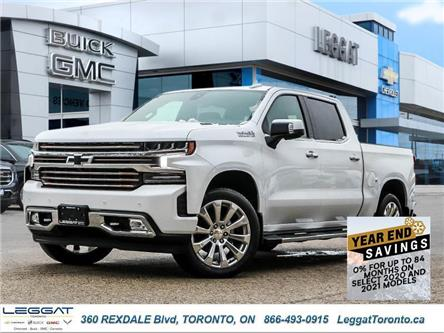 2021 Chevrolet Silverado 1500 High Country (Stk: 142917) in Etobicoke - Image 1 of 30