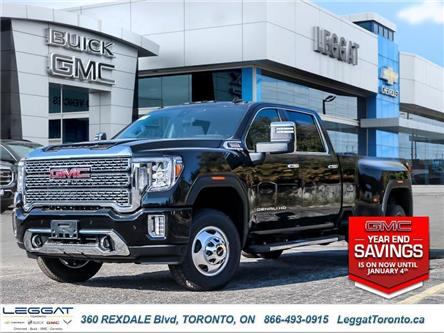 2020 GMC Sierra 3500HD Denali (Stk: 303958) in Etobicoke - Image 1 of 30