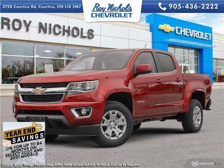 2021 Chevrolet Colorado LT (Stk: X072) in Courtice - Image 1 of 23
