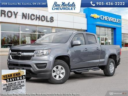 2021 Chevrolet Colorado WT (Stk: 72284) in Courtice - Image 1 of 23