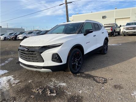 2021 Chevrolet Blazer  (Stk: M135) in Thunder Bay - Image 1 of 20