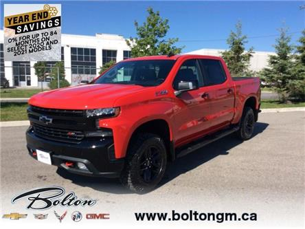 2020 Chevrolet Silverado 1500 LT Trail Boss (Stk: 284877) in Bolton - Image 1 of 15