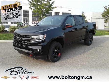 2021 Chevrolet Colorado LT (Stk: 126546) in Bolton - Image 1 of 15