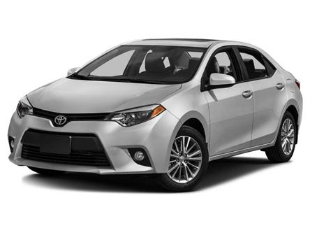 2016 Toyota Corolla S (Stk: P2402) in Whitchurch-Stouffville - Image 1 of 10