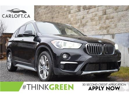 2017 BMW X1 xDrive28i (Stk: B6563) in Kingston - Image 1 of 25