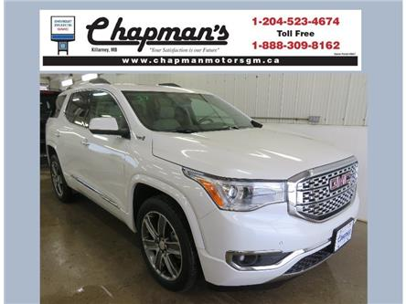 2017 GMC Acadia Denali (Stk: 21-036A) in KILLARNEY - Image 1 of 41