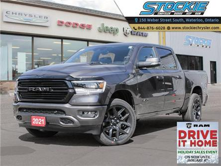 2021 RAM 1500 Sport (Stk: 34958) in Waterloo - Image 1 of 27