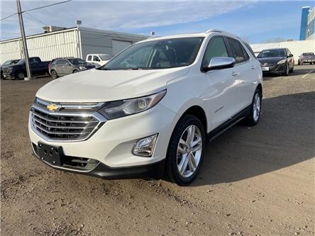 2021 Chevrolet Equinox Premier (Stk: M110) in Thunder Bay - Image 1 of 20