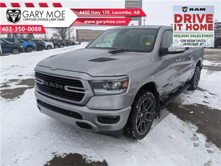 2020 RAM 1500 Rebel (Stk: F202566) in Lacombe - Image 1 of 18