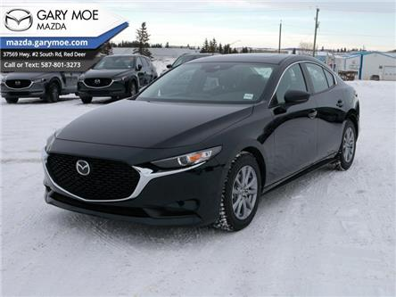 2019 Mazda Mazda3 GS Auto i-Active AWD (Stk: MP9957) in Red Deer - Image 1 of 15