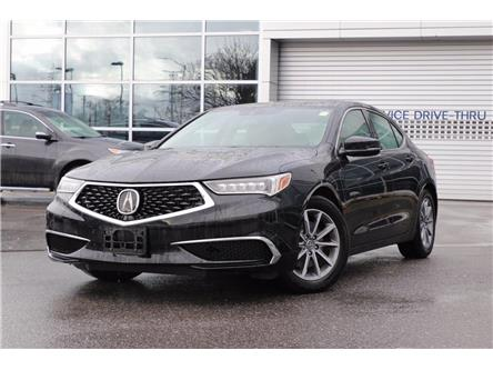 2018 Acura TLX Tech (Stk: P1686) in Ottawa - Image 1 of 29