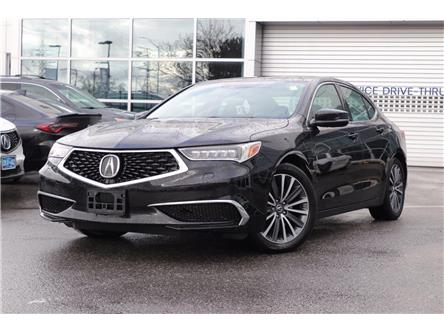 2018 Acura TLX Tech (Stk: P19368) in Ottawa - Image 1 of 27