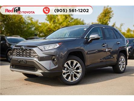 2021 Toyota RAV4 Limited (Stk: 21105) in Hamilton - Image 1 of 24