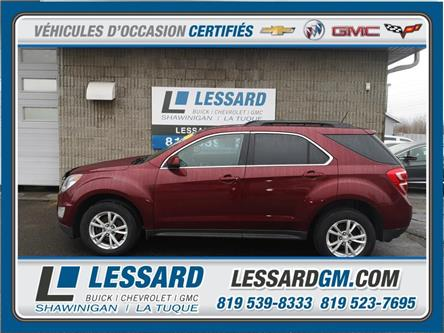 2016 Chevrolet Equinox 1LT (Stk: 21-086AS) in Shawinigan - Image 1 of 22