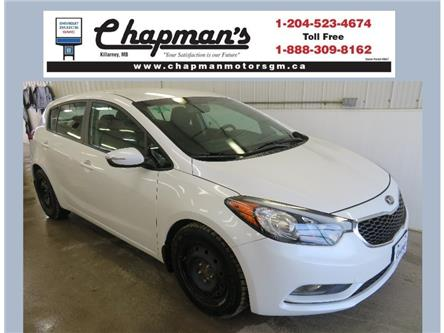 2014 Kia Forte 2.0L LX+ (Stk: L-057A) in KILLARNEY - Image 1 of 27