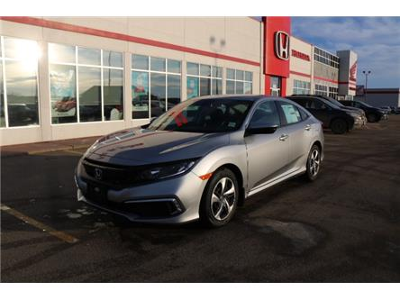 2020 Honda Civic LX (Stk: 20104) in Fort St. John - Image 1 of 18