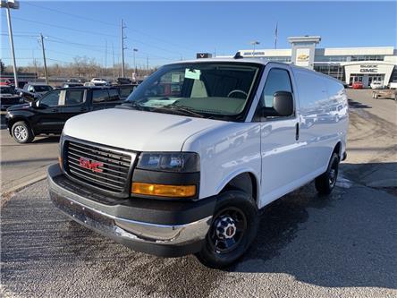2021 GMC Savana 2500 Work Van (Stk: M1163544) in Calgary - Image 1 of 20
